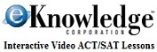 EKnowledge ACT/SAT Interacitve Tutorial Videos